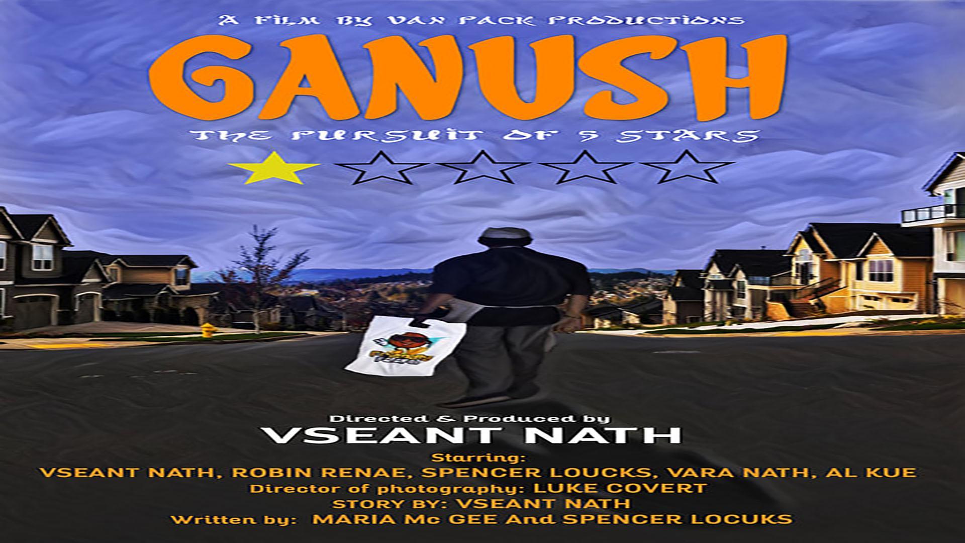 Ganush: The Pursuit of 5 Stars