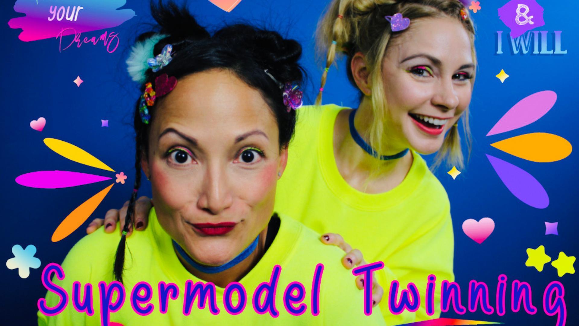 Supermodel Twinning