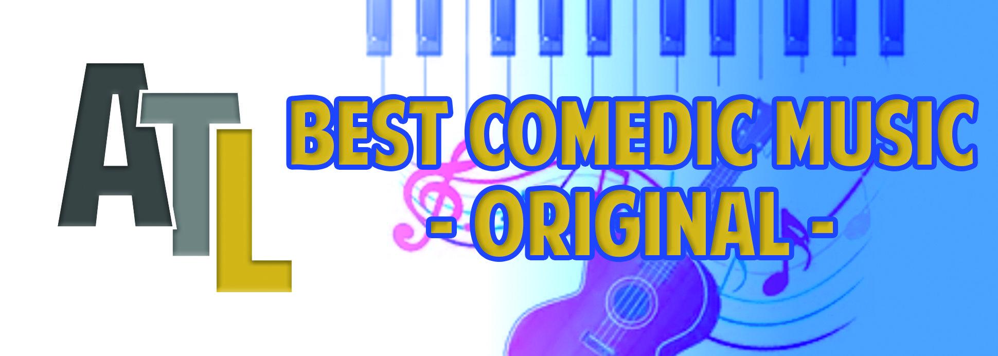 Best Comedic Music - Original